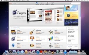 Mac App Store für Mac und Apple start Dezember