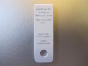 USB Stick Apple Software iLife und Mac Osx