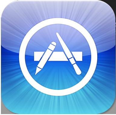 App Store Logo - Appstore für Mac und Apple