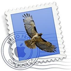 Apple Mail unter Mac Os X Leopard und Snow Leopard