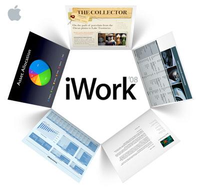 iLife und iWork für Snowleopard Software