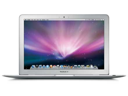 neues Macbook air Keynote Apple event