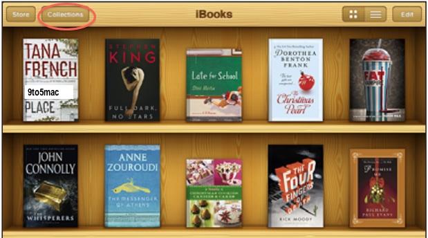 9to5mac Screen collection für Apple iPhone und iPad