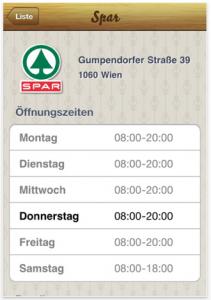 Öffnungszeiten Österreich Apple APP jetzt im Test