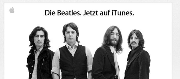 Beatles jetzt im iTunes store Apple News Österreich