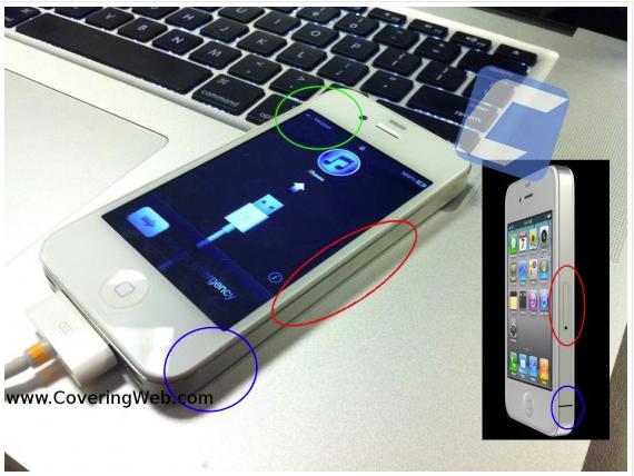 weißes iPhone 4 oder iPhone 5 von Apple News Österreich