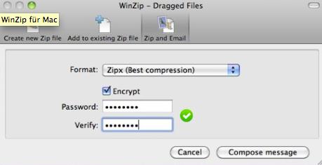 Winzip auch für Apple Mac user erhältlich News Österreich
