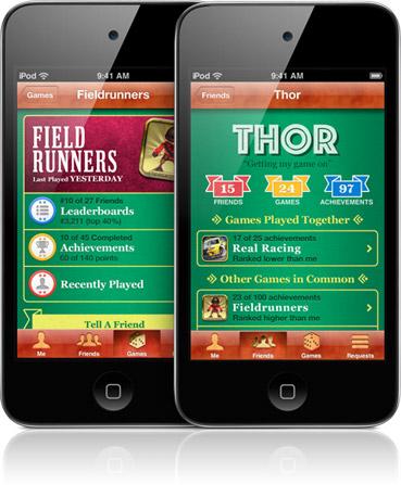 Apple iPod touch iPhone Gamecenter Apple News Österreich