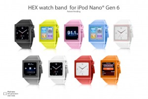 Armbanduhr für iPod Nano Apple News