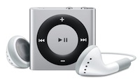 Ipod Shuffle Softwareupdate von Apple