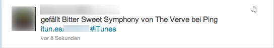 Apple iTunes Ping twitter - Mac News Österreich Schweiz iPhone