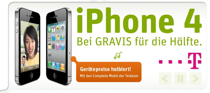 Gravis iPhone halber Preis Apple News Österreich Schweiz