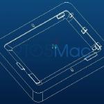 Apple iPad2 Skizzen News Österreich Apple iPad Gerüchte Gehäuse SD Slot