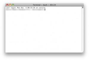 Terminal versteckte Dateien anzeigen Mac Apple Tutorial