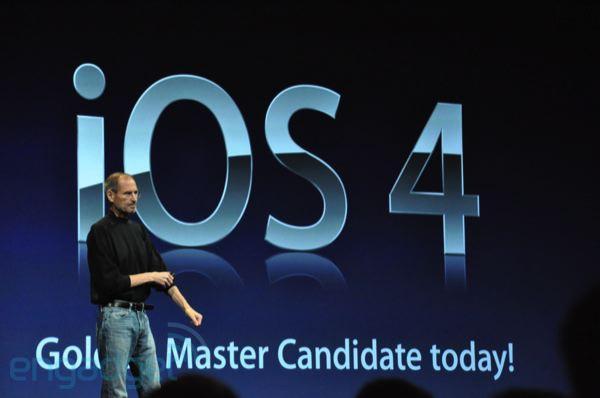 iOS 4 Jahresrückblick 2010 Apple News Österreich Mac Schweiz