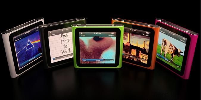 Teaser iPod Nano Apple News Österreich Schweiz Jailbreak Hack iOS