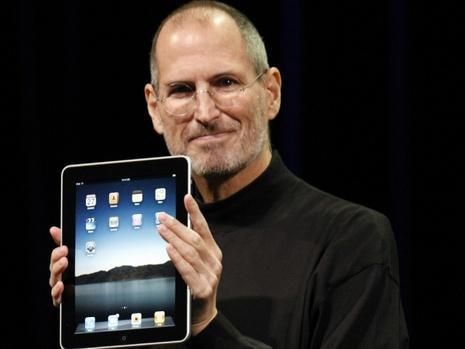 Steve Jobs iPad Mac News Österreich Apple iPad 2 iPad Mini Schweiz
