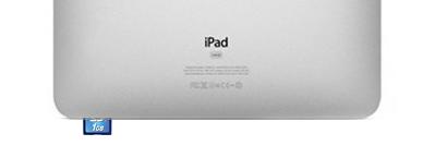 iPad 2 mit SD Kartenslot von Apple News Österreich