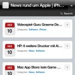 MacMania Apple News Österreich Schweiz WebApp