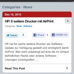 MacMania Apple Mac News Österreich Schweiz WebApp