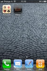 iPhone Download App pausieren iPhone 4 Apple News Österreich Schweiz