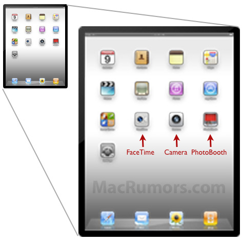 Apple iPad 2 Kamera News Österreich Mac Apple