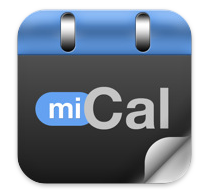 miCal App Review Test iPad iPhone Apple Software News Österreich
