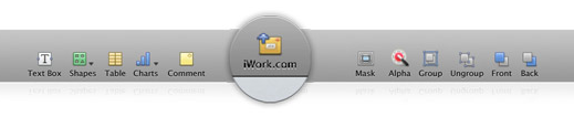 iwork, iwork.com, Apple, News, Software, Mac, share