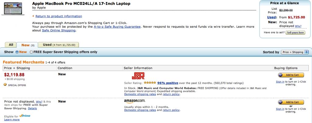 Amazon Macbook Apple News Österreich Macbook Pro kommt am