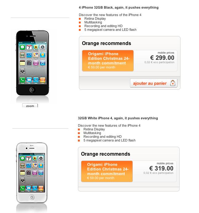 Apple News Österreich Mac weißes iPhone Preiserhöhung