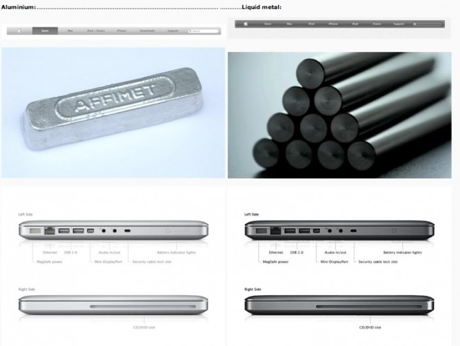 Apple News Österreich Mac Liquide Metal Design Apple Homepage Österreich
