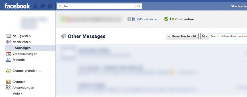 Facebook Nachrichten Einstellen Apple News Österreich Mac