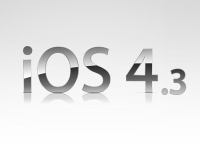 Apple iOS 4.3 News Österreich Mac Apple Schweiz iOS Betriebsystem iPhone iPad