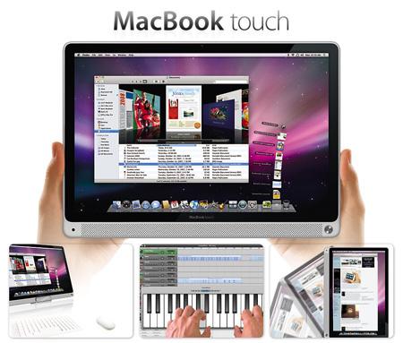 Macbook Touch Apple News Österreich Patentantrag