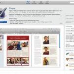 Mac App Store iworks, iPhoto, iLive Apple News Österreich