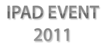 Apple iPad 2 Apple News Special Event Februar Mac Österreich Schweiz