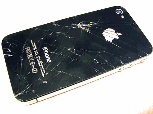 gebrochene iPhones Apple News Österreich Mac Schaden