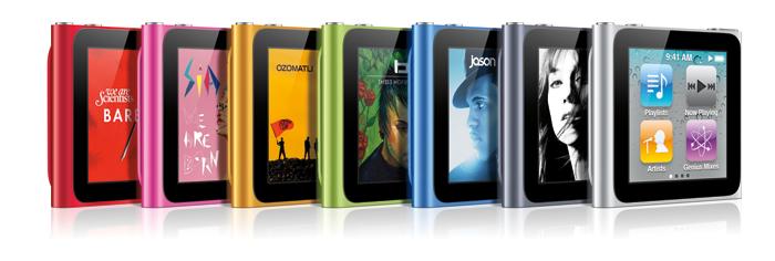 Apple iPod Nano Kaufberatung Kauftipps kaufen Österreich