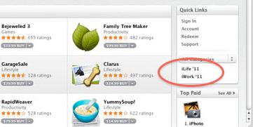 Neues iWork 11 New i Work 11 Apple Mac App Store News Österreich