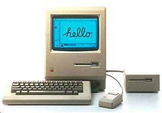Apple News Österreich Mac 128k Schweiz Macintosh, Mac