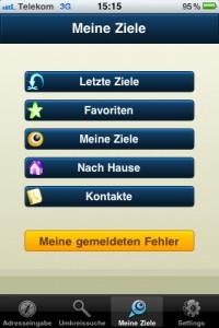 Skobbler App News Österreich Review iPhone iPad App Store Navi, Navigation