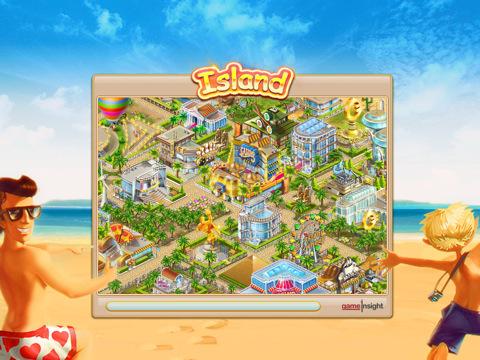holiday island online spielen