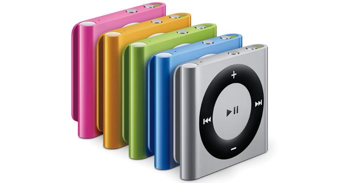 iPod Shuffle Apple Kaufen Kaufberatung Kaufentscheidung