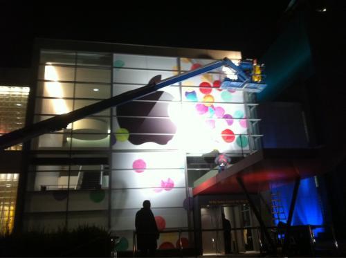 Apple News Österreich Mac Schweiz iPad 2 Yerba Buena Center
