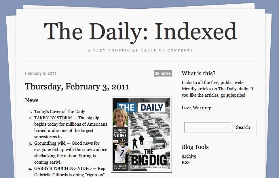 Apple News Österreich The daily Mac gratis Zeitung iPad