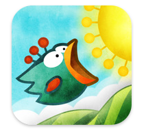 Apple News Österreich App, App Store, Tiny Wings, Game