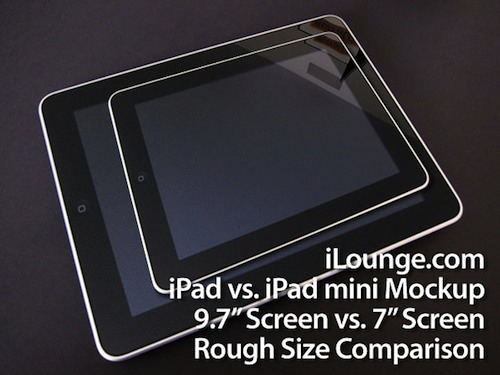 Apple News Österreich Mac iPad iPad 2 iPad klein 7 Zoll