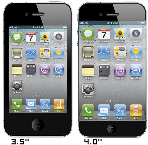 Apple News Österreich Mac Schweiz iPhone 5 Entwurf Moke-Up Bild