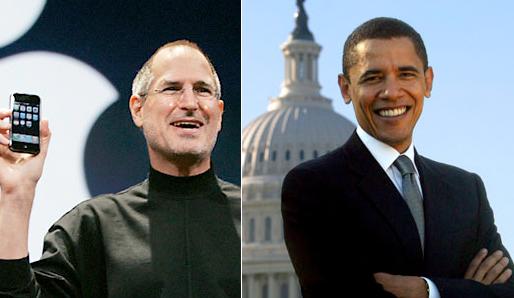 Apple News Österreich Barack Obama, Steve Jobs, News, Mac iPhone