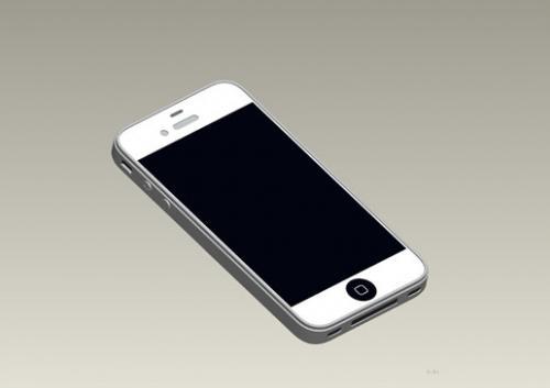 Apple News Österreich Mac iPhone 5 Skizze Prototyp